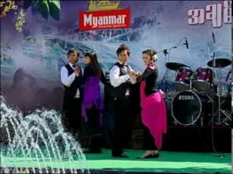 Myanmar Thingyan  Music: Ma Yoe Tae thingyan