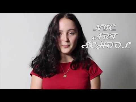 What High Schoolers are Actually Wearing: NYC Art School