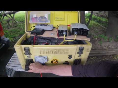 Overland Solar Generator-  Have A Look Inside