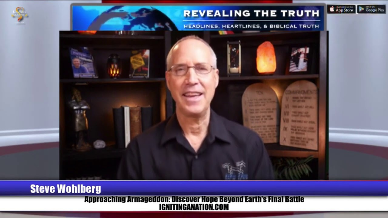 Approaching Armageddon Interview with Rabbi Eric Walker