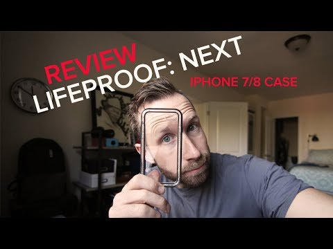 Bradley Tries: Lifeproof NEXT IPhone 8 Case (review)