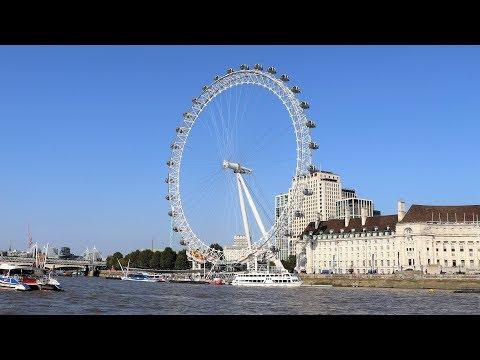 London - The Big Wheel Coca Cola London Eye