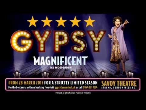 Trailer for Gypsy, Savoy Theatre 2015 - ATG Tickets