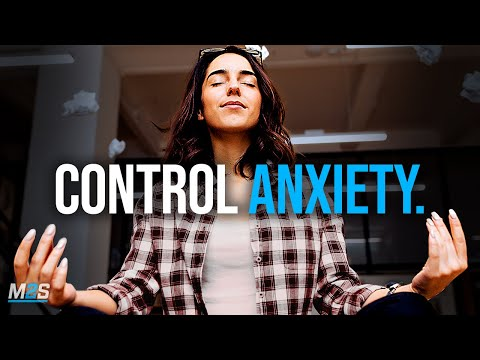 CONTROL ANXIETY - Powerful Study Motivation [2020] (MUST WATCH!!)