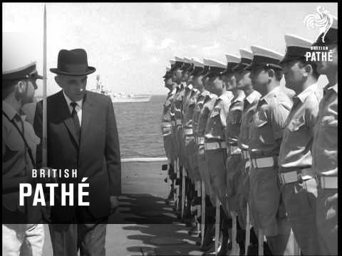 British Troops Withdraw Aka Sir Humphrey Trevelyan Leaves Aden (1967)