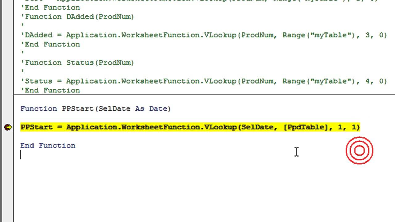 Excel VBA Tips n Tricks #11B Pay Period Start and End Date - CUSTOM FUNCTION