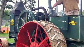 Advance Rumley Oil Pull Tractors