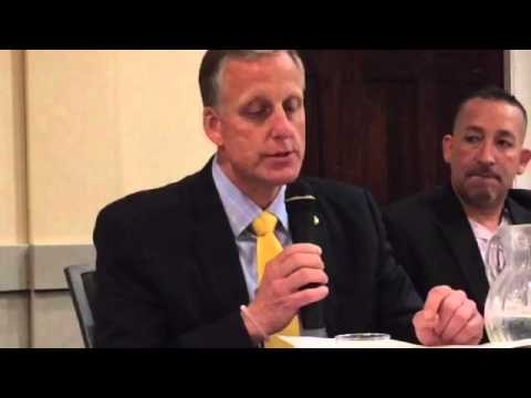 Meriden City Councilor and Hunter's Ambulance Chief Operating Officer David Lowell discusses facts r