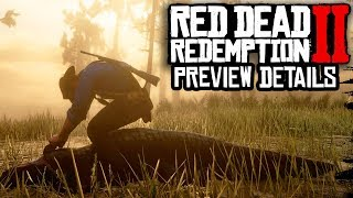 Red Dead Redemption 2 - PLAYSTATION MAGAZINE TEASE DETAILS, NEW TRAILER DATE LEAKED?