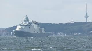 IVER HUITFELDT (F361)  Flugabwehr-Fregatte Dänische Marine