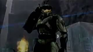 Halo Combat Evolved Commercial