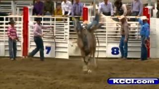 Iowa rodeo celebrates 75 years