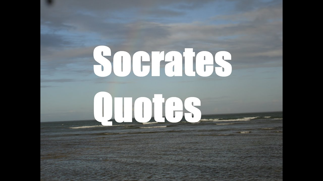 Top 5 Greatest Socrates Quotes Youtube