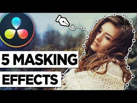 5 Creative MASKING