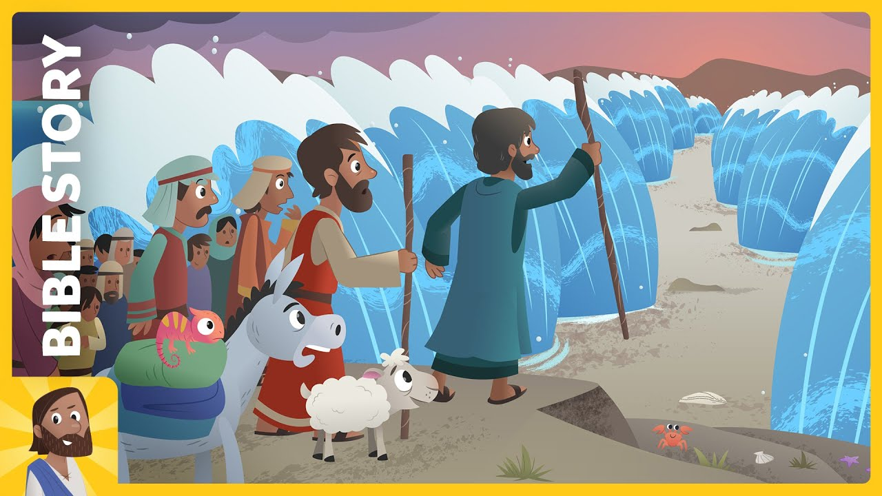 Bible App for Kids - God Makes A Way