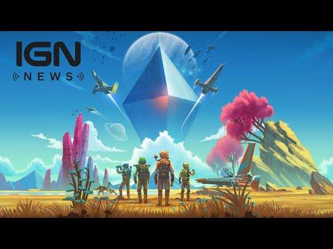 No Man's Sky NEXT Update: Full Details Revealed - IGN News