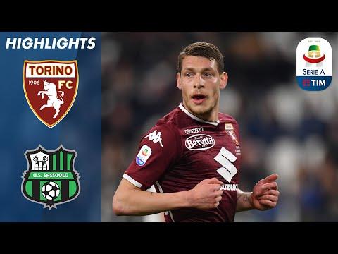 Torino 3-2 Sassuolo   Due magie del Gallo ribaltano il Sassuolo!   Serie A