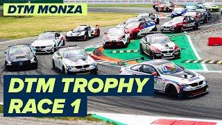 RE-LIVE   DTM Trophy  - Race 1 Monza   2021