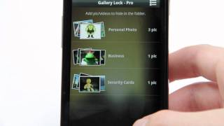 How to keep your mobile pics secure with Gallery Lock Pro