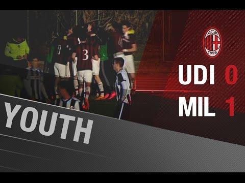 Udinese-AC Milan 0-1 | AC Milan Youth Official