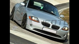BMW Z4 battle on Nürburgring. Old vs. new, atmospheric vs. Bi-Turbo, 192 vs. 306 hp, E85 vs. E89.