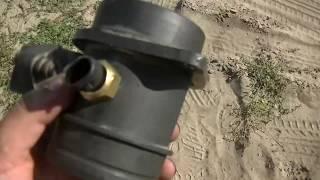 Установил инжектор на Корча Ваз 2107