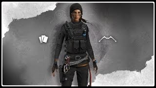 TACTICAL SURVIVOR DLC OUTFIT - Rise of the Tomb Raider