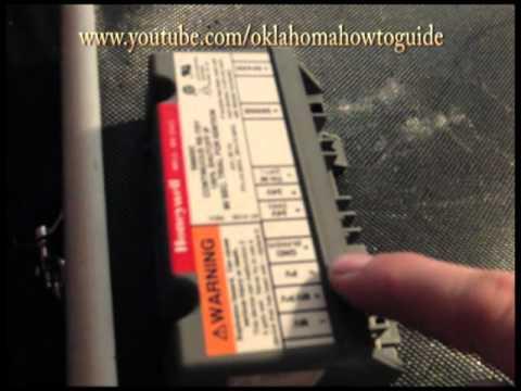 Honeywell S C Pilot Control Module