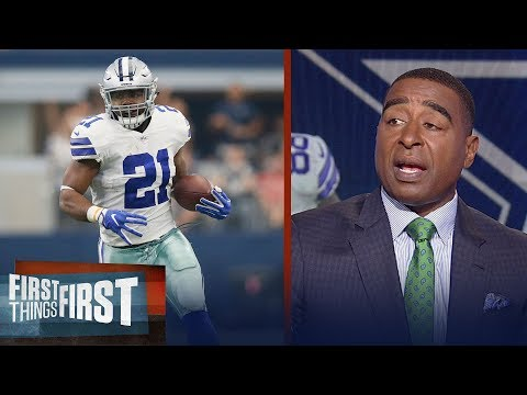 Ezekiel Elliott says 'there's no panic' in Dallas, but should there be? | FIRST THINGS FIRST
