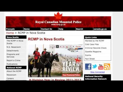 PINAC Phone Interview Of RCMP'S Shelby Miller