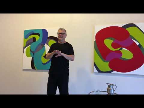 Artist Talk with Tom Loveday on the exhibition Erotic Painting