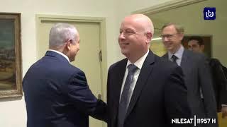الفلسطينيونَ يَعتبرونَ استقالةَ غرينبلات دليلاً على فشلِ صفقةِ القرن  - (6-9-2019)