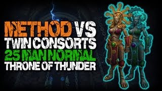 Method vs Twin Consorts (25 Normal)