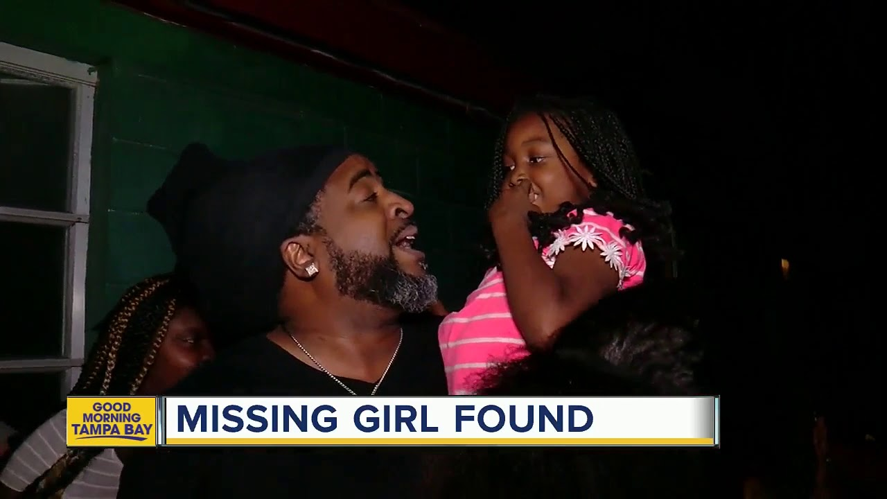 Missing 6-year-old found safe and reunited with family
