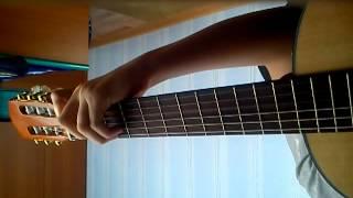 """Игра на гитаре - Песня """"Кравц - Обнуляй"""""""
