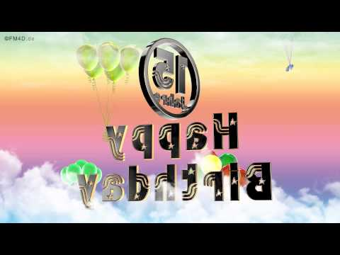☆♪ Geburtstagslied ☆♪ 15 Jahre Happy Birthday to you lustiges Geburtstags Video