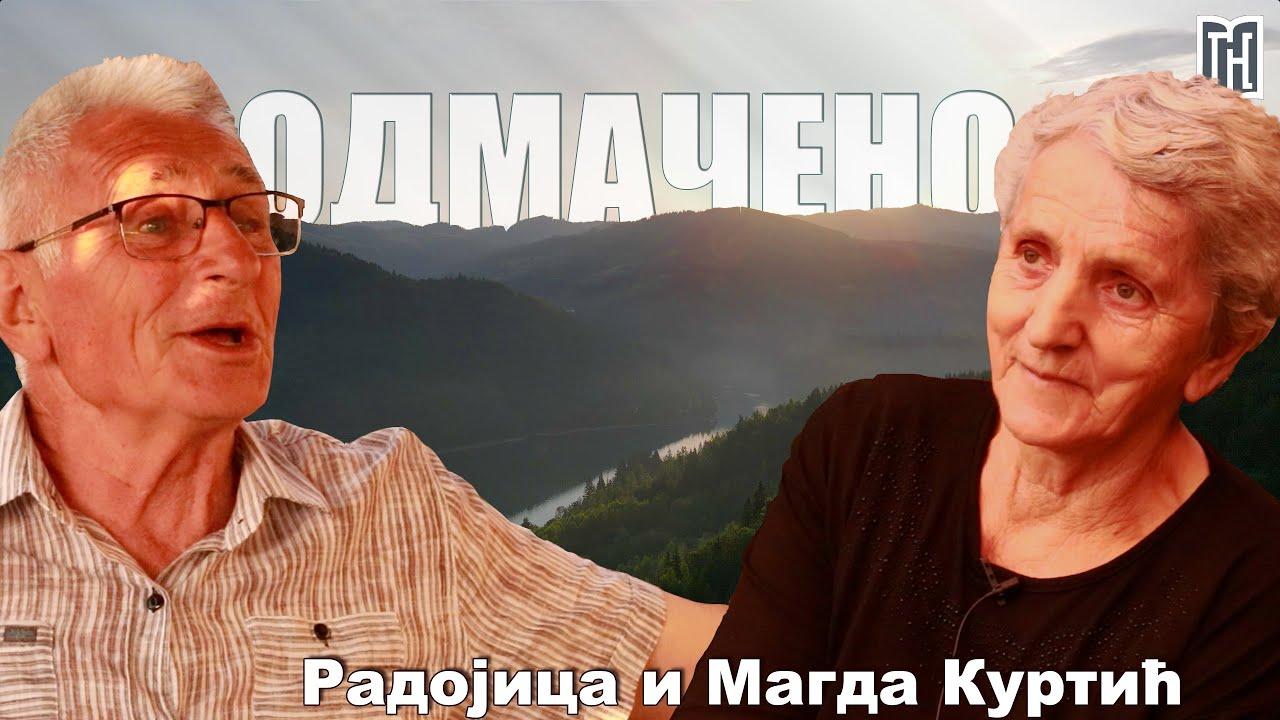 Радојица и Магда Куртић   Одмачено   Грађанско Новнарство