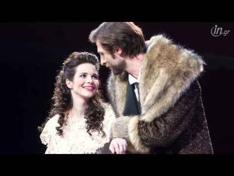Η Μαρία Ναυπλιώτου, ως Άννα Καρένινα, στο in.gr! | ingr