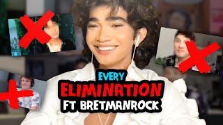 Every Elimination on Love or Host ft. Bretman Rock