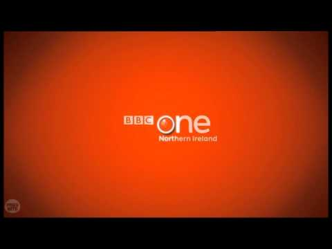 BBC ONE NI Ident 2015 - The Voice Button