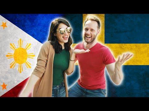 SWEDISH VS TAGALOG - Language Challenge