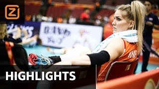 Samenvatting WK Volleybal: Nederland - China
