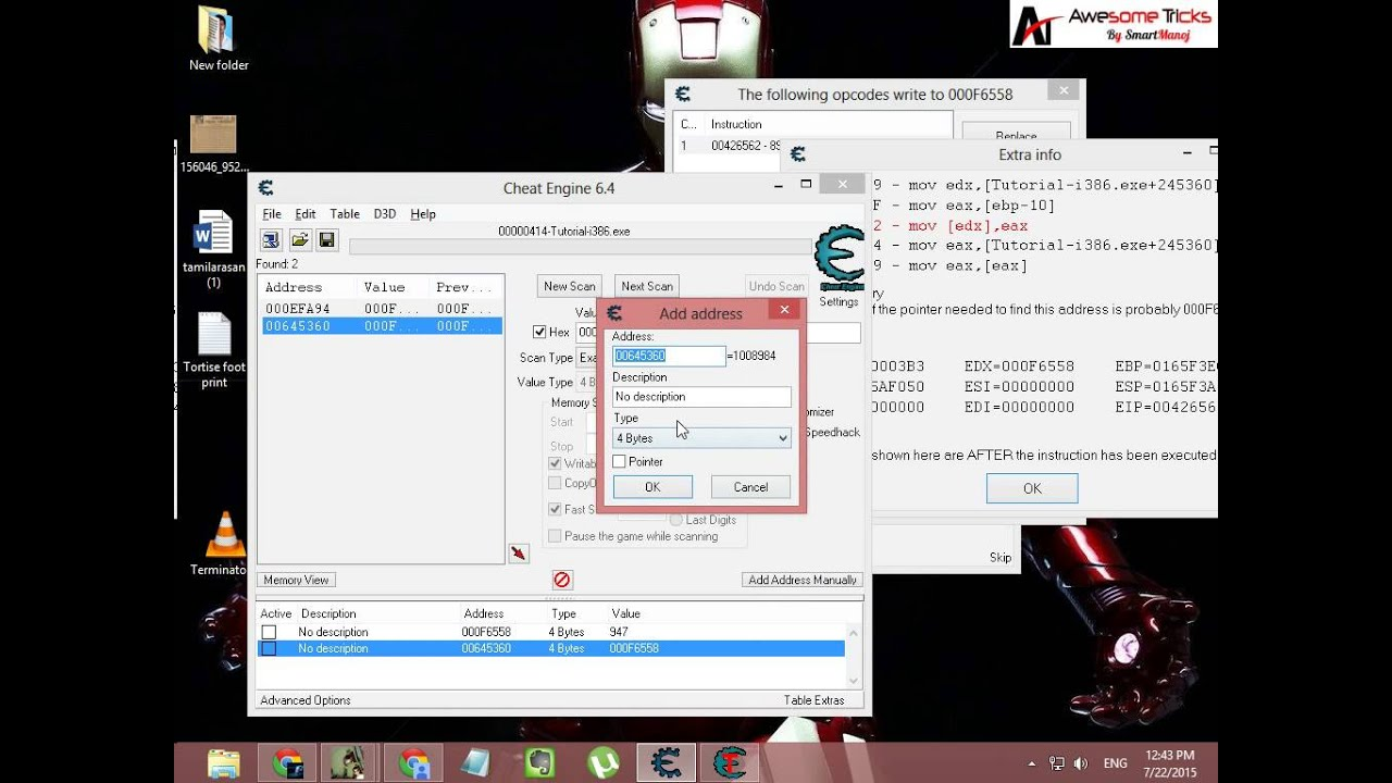 cheat engine 6.4 italiano