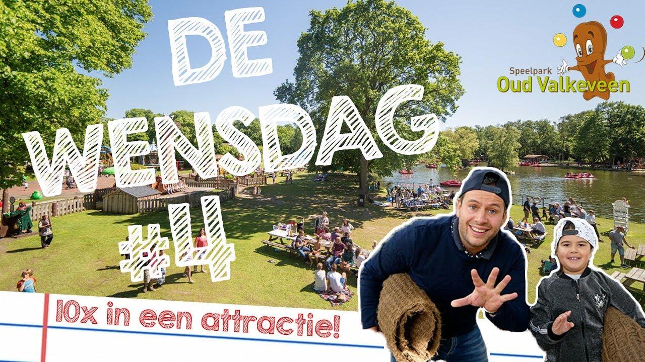 De Wensdag 4 10x In De Attracties Speelpark Oud Valkeveen