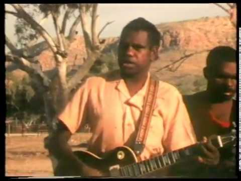 Aryonga Desert Tigers - Wama Wanti (dont drink grog)