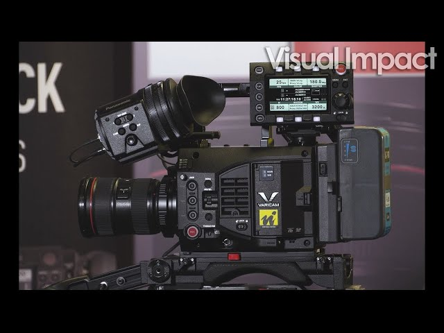 Panasonic Varicam LT Overview with Alister Chapman