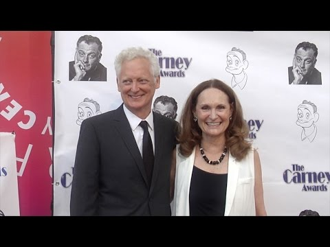 Michael Chieffo & Beth Grant 2016 Carney Awards Honoring Character Actors Red Carpet