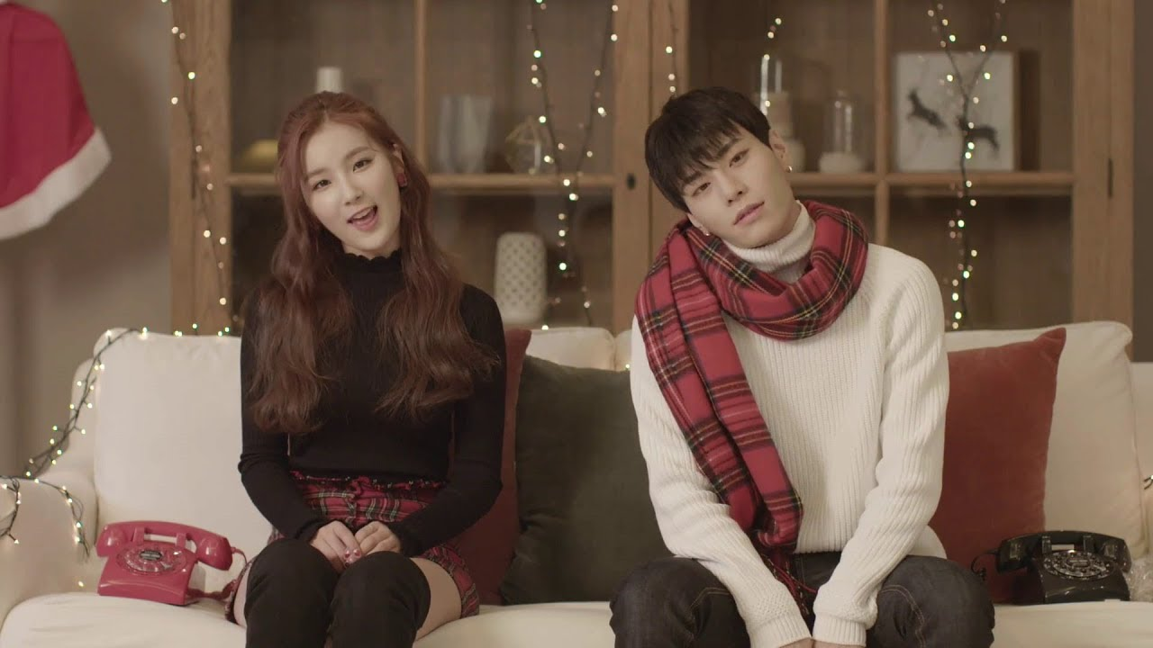 "JBJ's Kim Sang Gyun And ELRIS's Sohee Reveal MV For ""Childlike"" Produced By  BTOB's Minhyuk - YouTube"