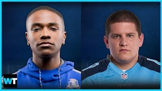 Meet Eli Clayton and Taylor Robertson, Jacksonville Landing Madden Shooting Victims