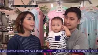 Fenita Arie Sempat Panik Saat Baby Athala Demam Tinggi